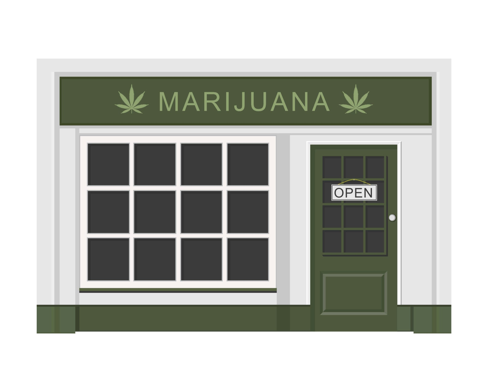 cannabis retailer competition increases