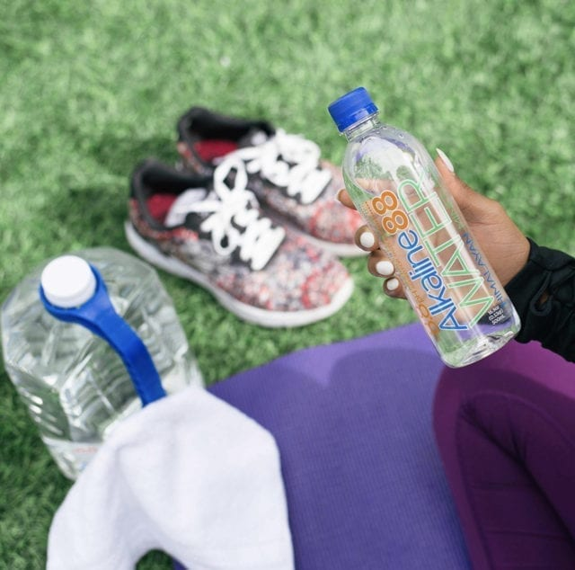 CBD-infused alkaline water segment grows