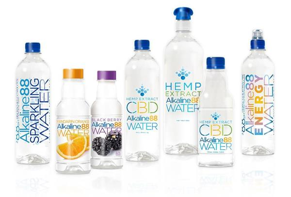 alkaline 88 leads cbd-infused market