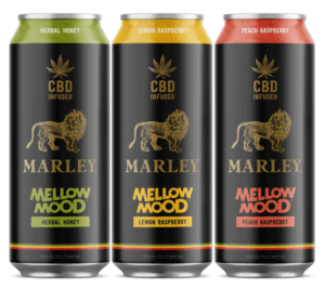 new age beverages marley brand