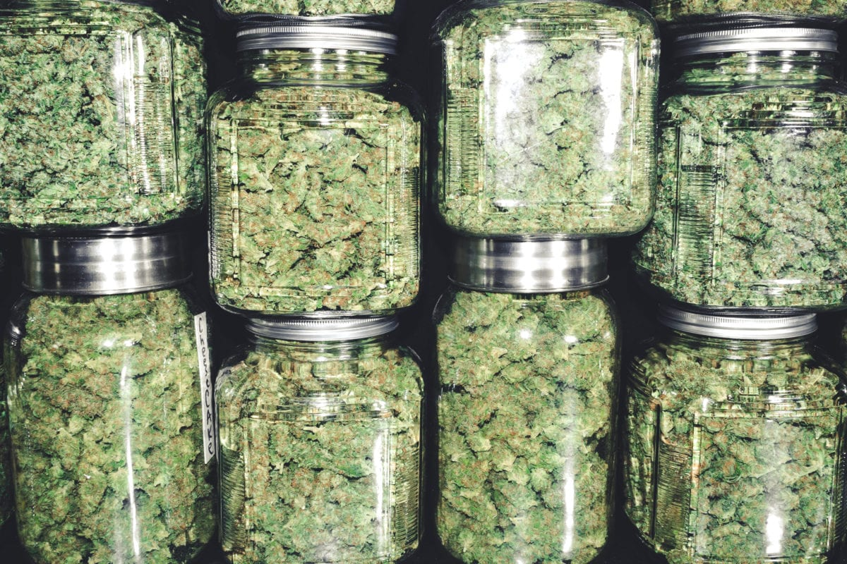 Oregon Has a Marijuana Supply Problem – Too Much Pot With Nowhere to Go