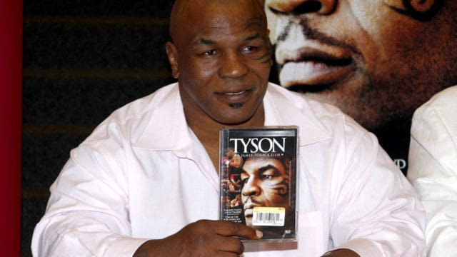 Mike Tyson's Marijuana Products Hit Planet 13's Shelves