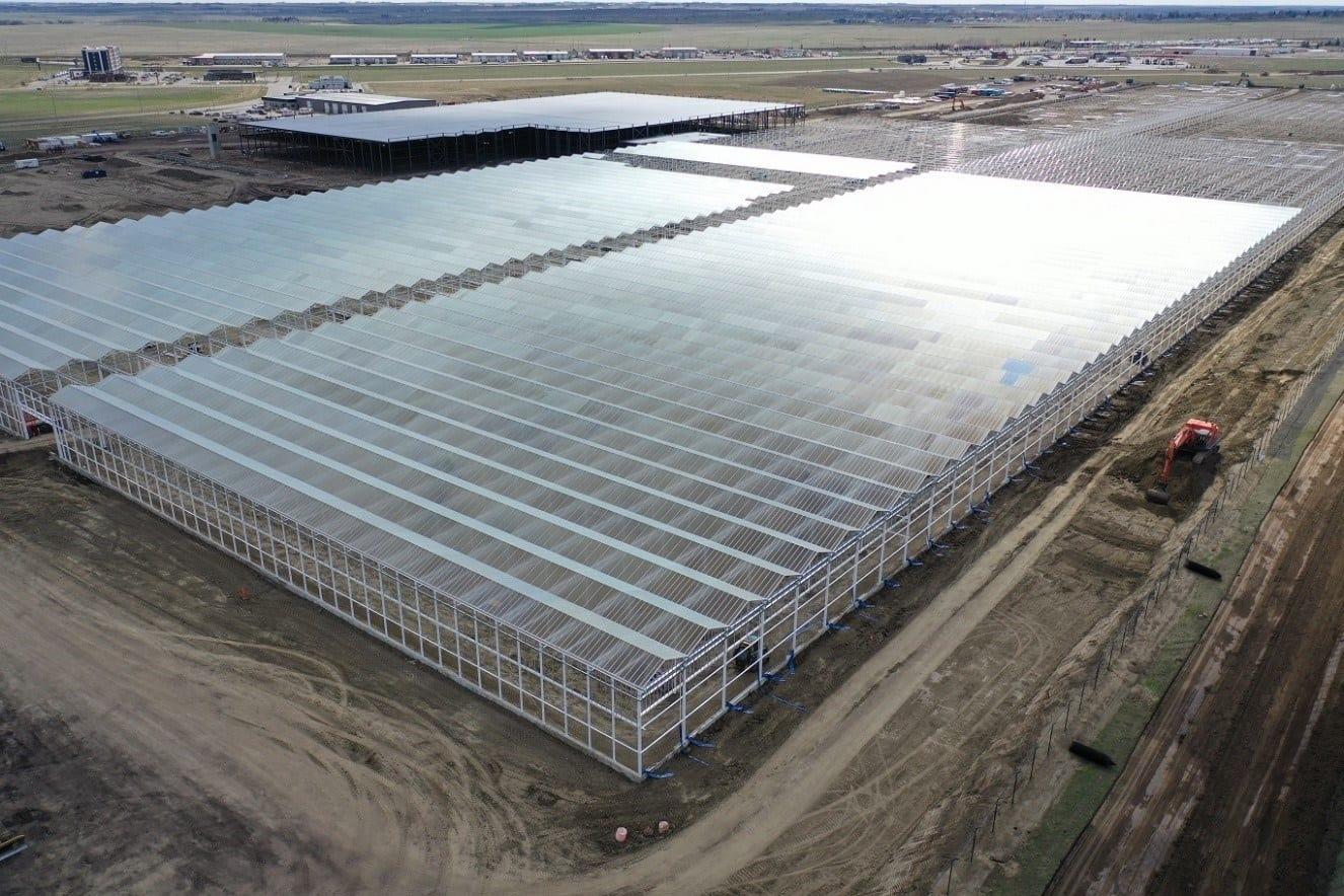 Aurora Sun facility - Q3 2020 revenues