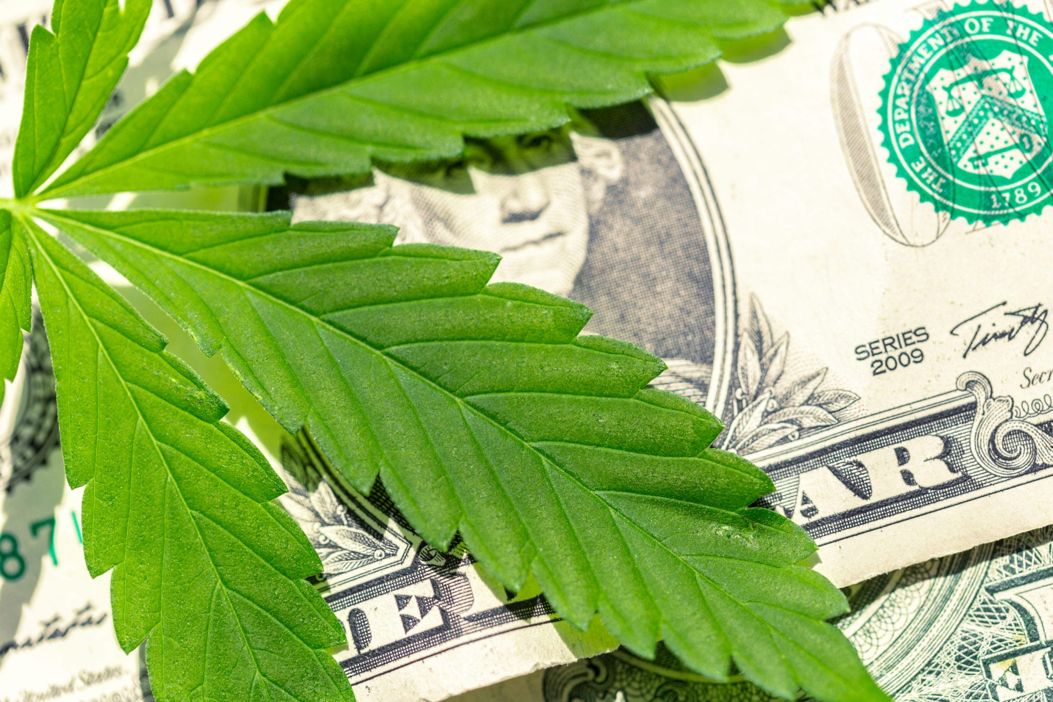 Nevada passed a law last week that will allow a pilot program to test out a limited marijuana banking system, while a federal marijuana banking bill quietly moves forward in the House.