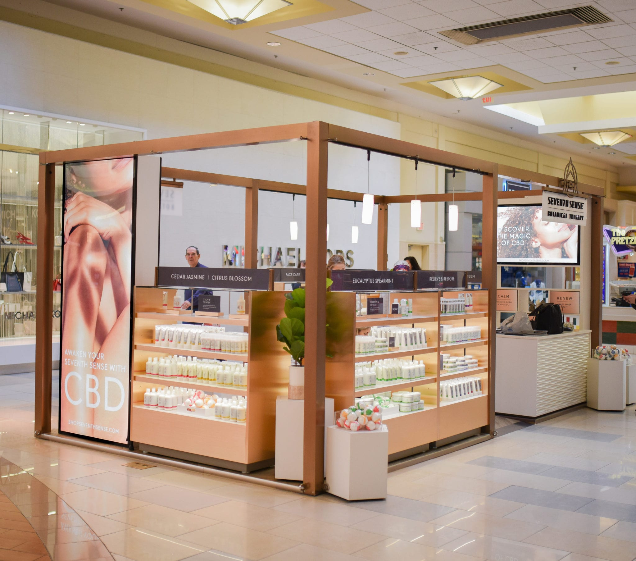 Green Growth Brands Inc. (CSE:GGB) said Monday it inked a deal to open up 70 new CBD stores at shopping centers operated by Brookfield Properties across the U.S.