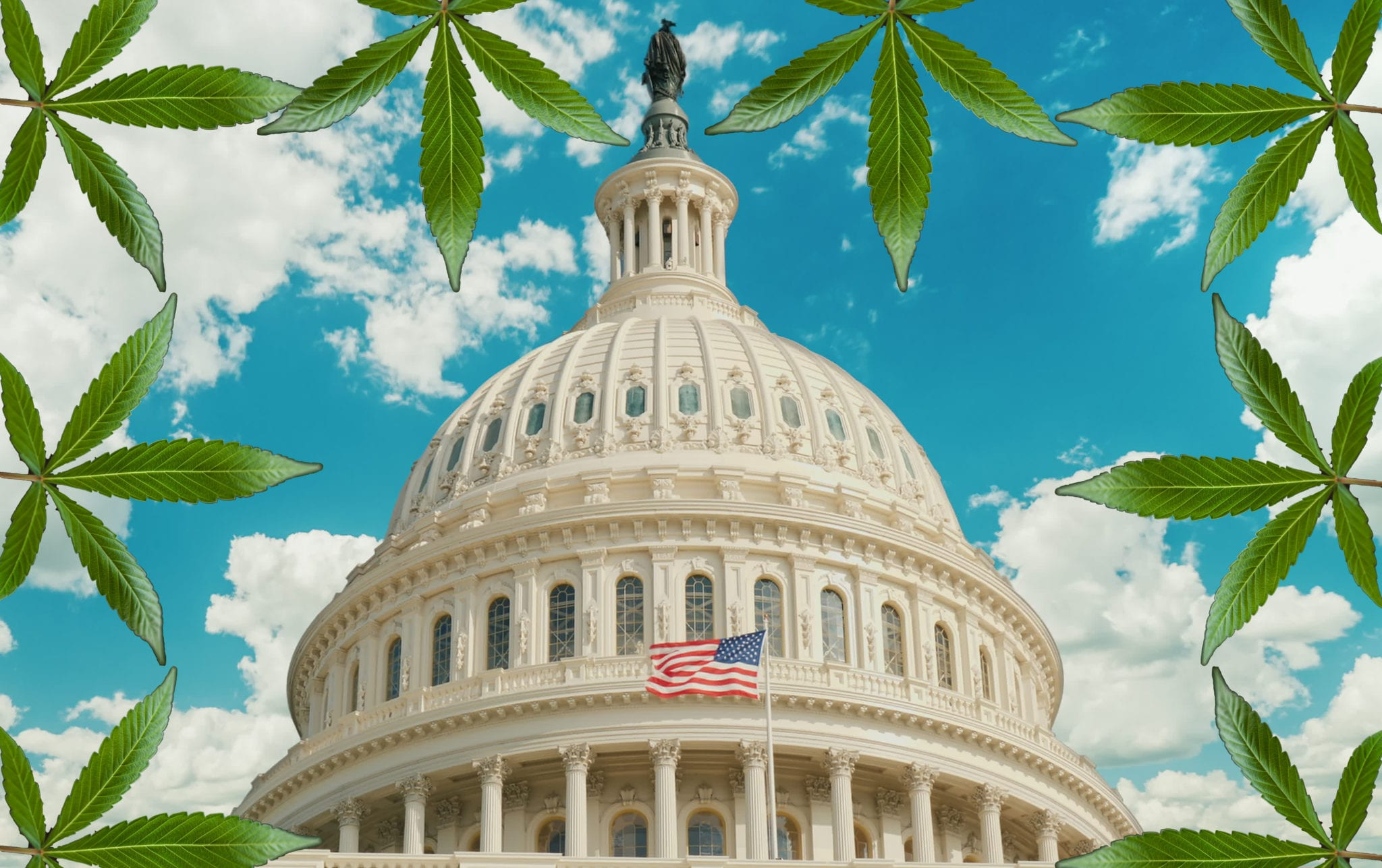 """In what advocates are calling a """"historic hearing,"""" U.S. lawmakers gathered on Capitol Hill Wednesday to discuss how to legalize cannabis federally."""