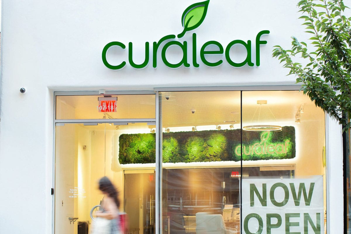U.S. Leading Cannabis Firm Curaleaf Surges on US$875 Grassroots Deal