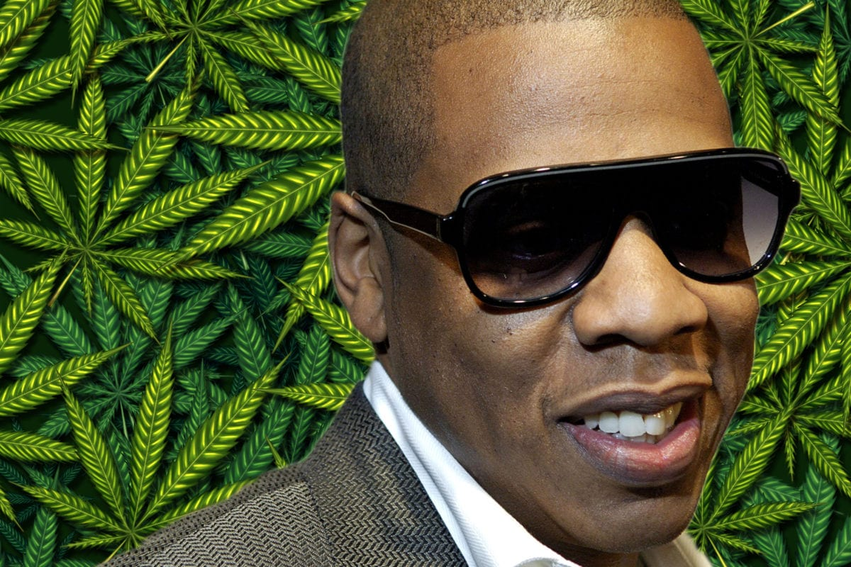 Jay-Z Enters the Legal Cannabis Business