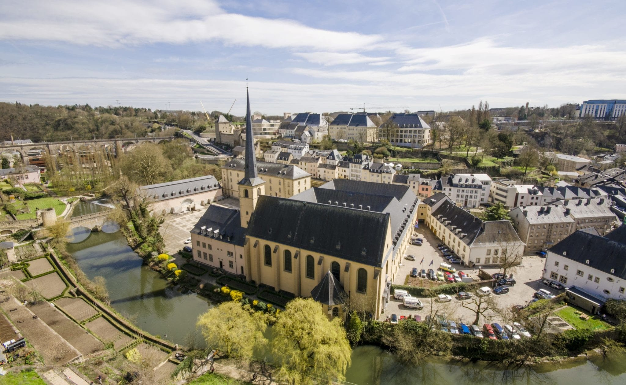 Luxembourg Set to be First European Country to Legalize Cannabis