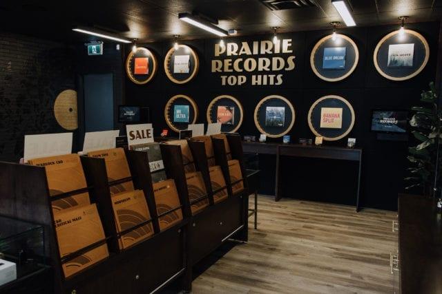 Prairie Records marijuana retail chain