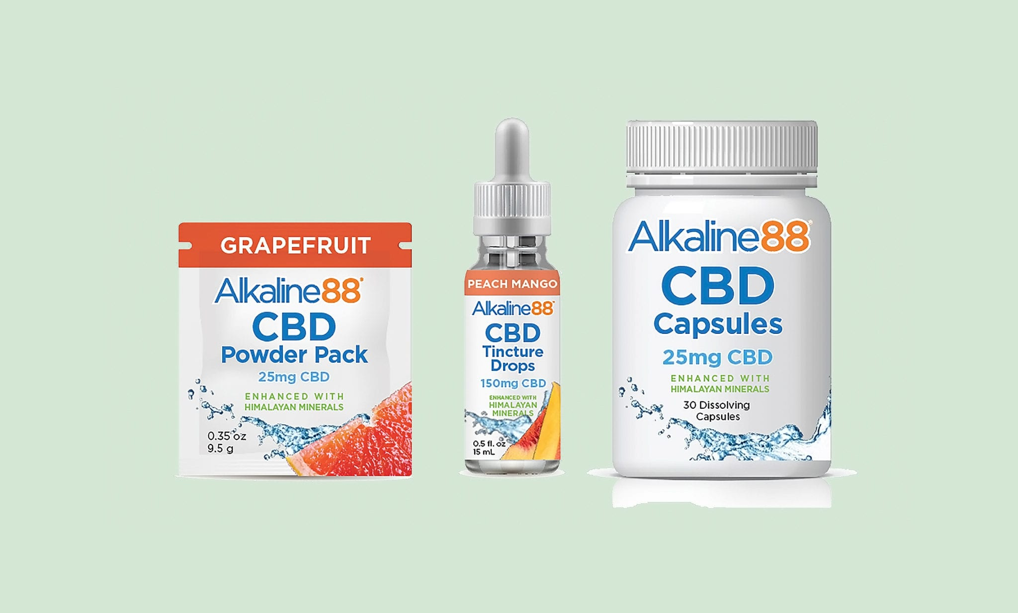 Alkaline Water Company Partners With Centuria Foods to Expand CBD Product Line