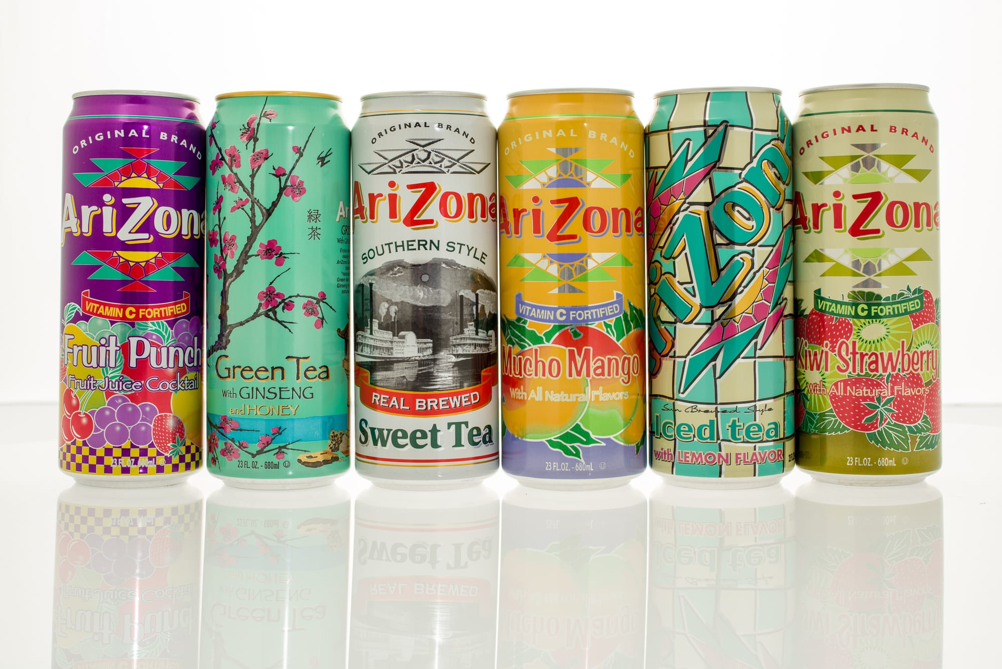 Arizona Beverages Partners With Dixie Brands to Make THC-Infused Products