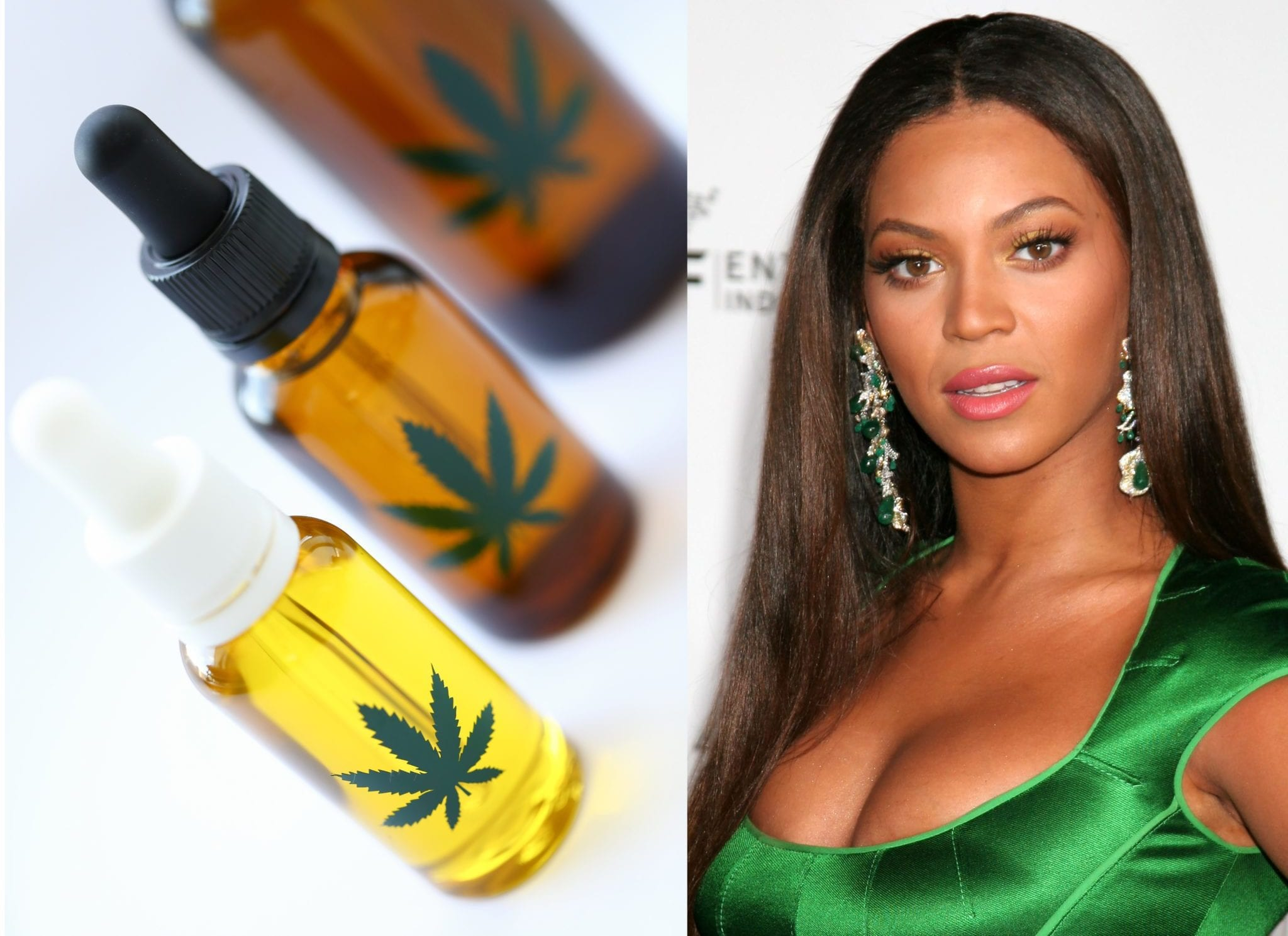 CBD More Popular Online Than Beyoncé and Veganism