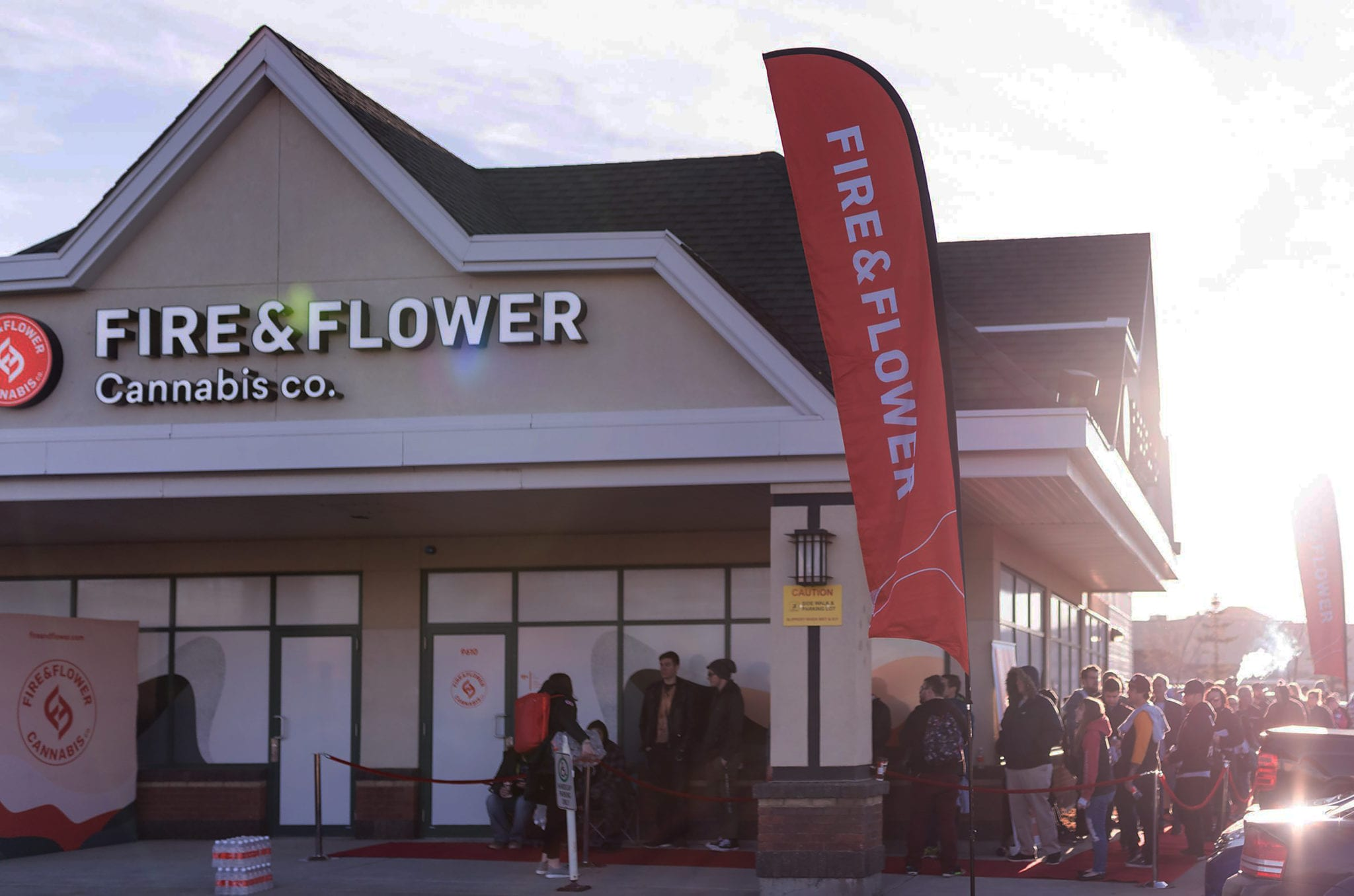 Fire & Flower closes most stores, moves remaining to pickup only