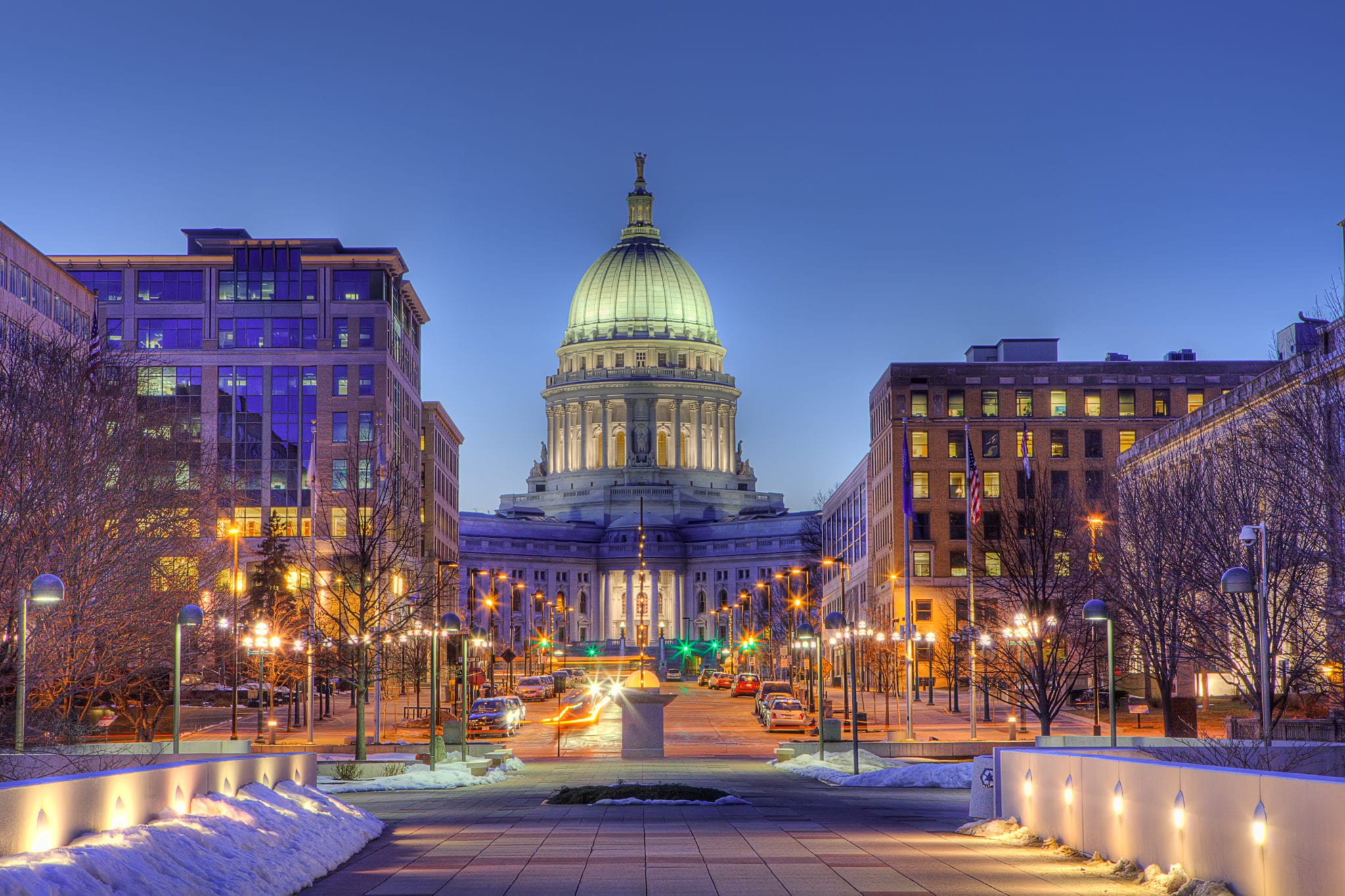 Wisconsin Lawmakers' Bipartisan Medical Pot Bill Faces Hurdles