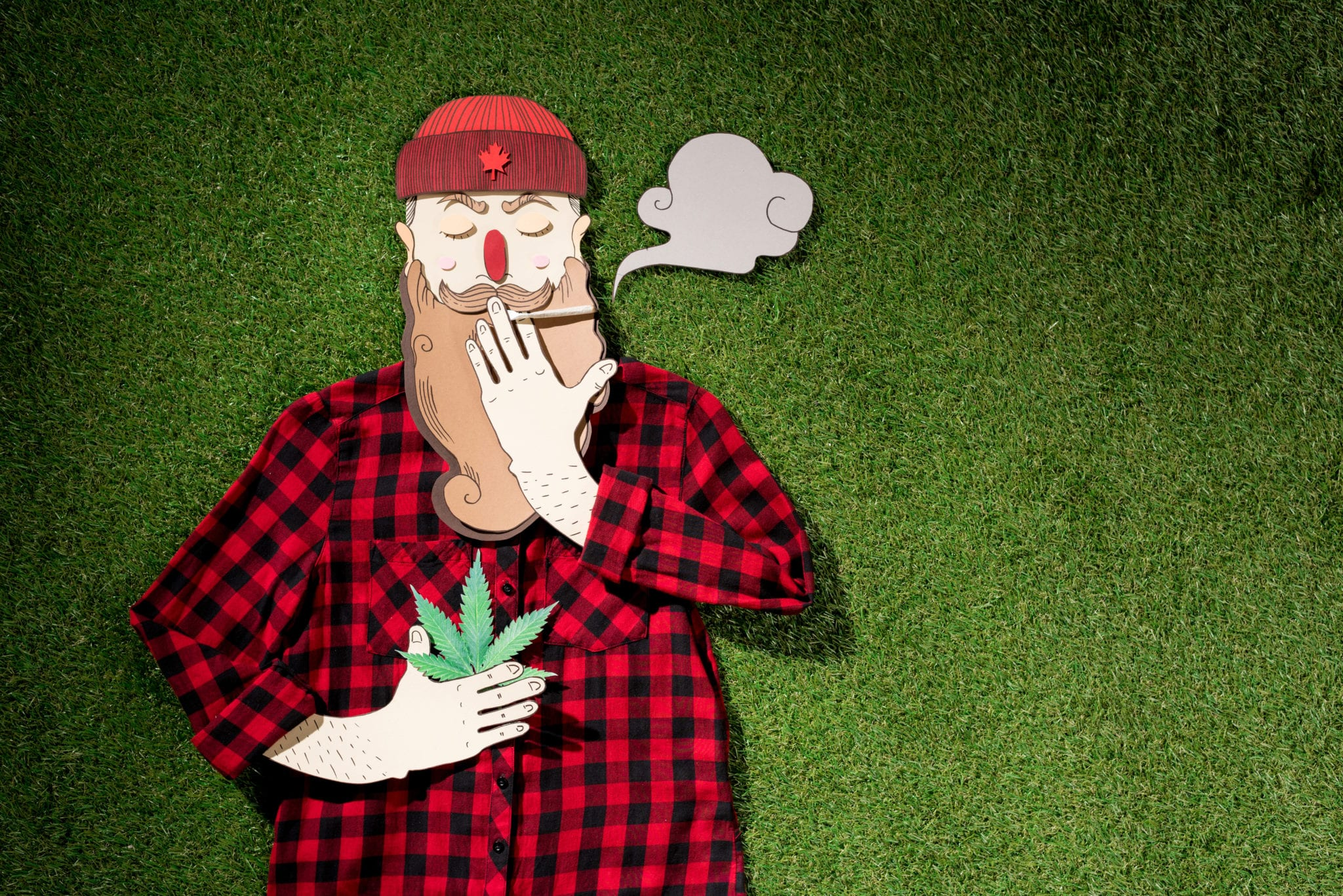 Cannabis in the Workplace Study Shows Most Canadians Don't Work High