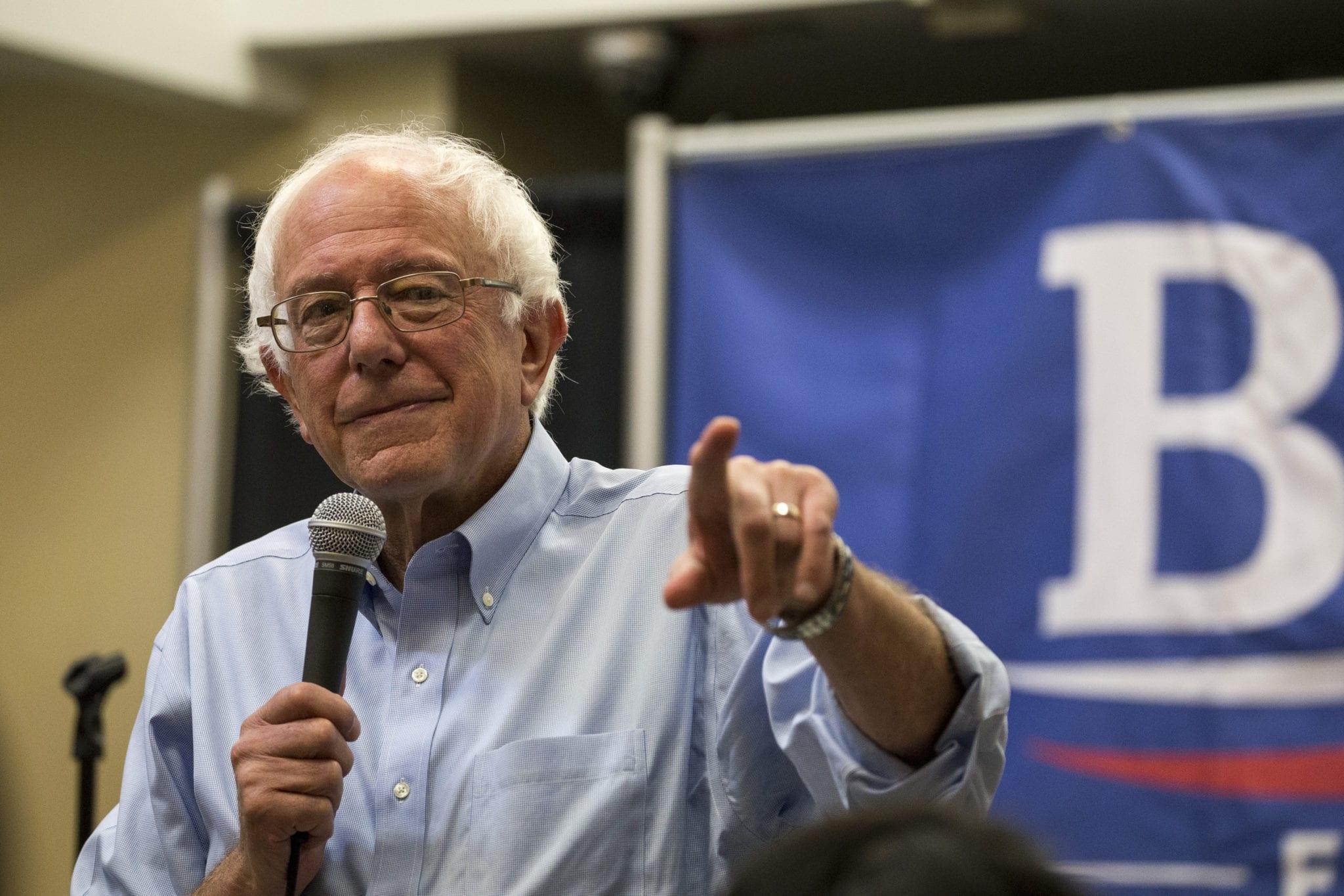 Bernie Sanders Unveils Ambitious Marijuana Legalization Plan