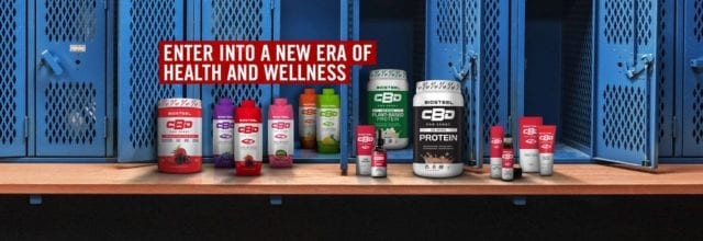 Canopy Growth Branches into the Thirsty World of Sports Drinks