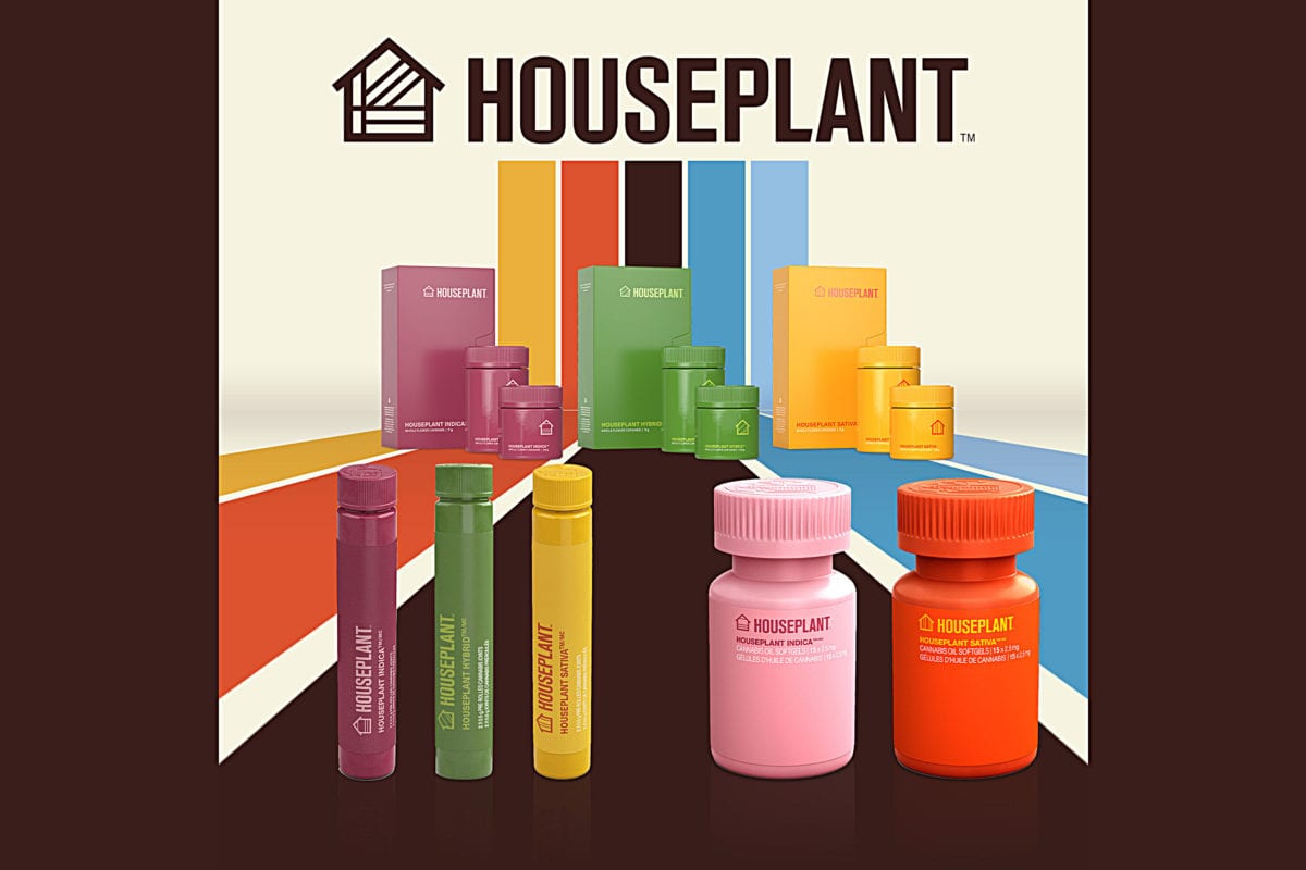 Seth Rogen's Houseplant Launches New Cannabis Products Across Multiple Provinces