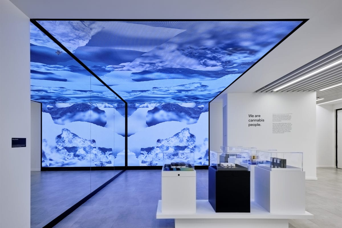Take a look inside Aurora's 'experimental' new flagship store (photos)