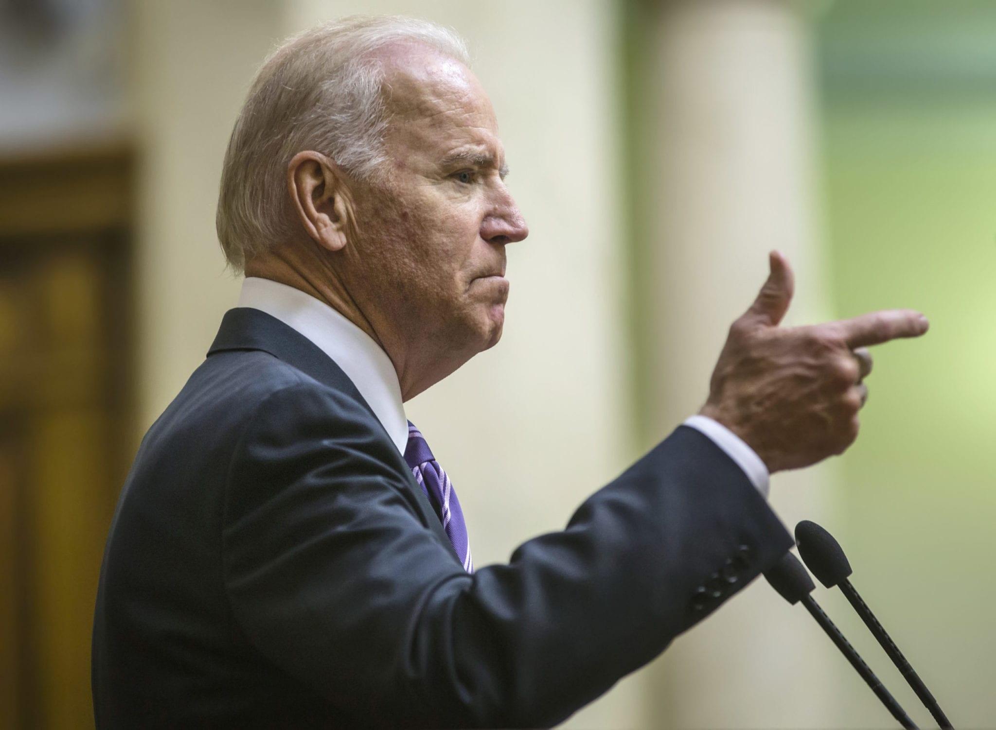 US Presidential Hopeful Joe Biden Calls Cannabis a 'Gateway Drug'