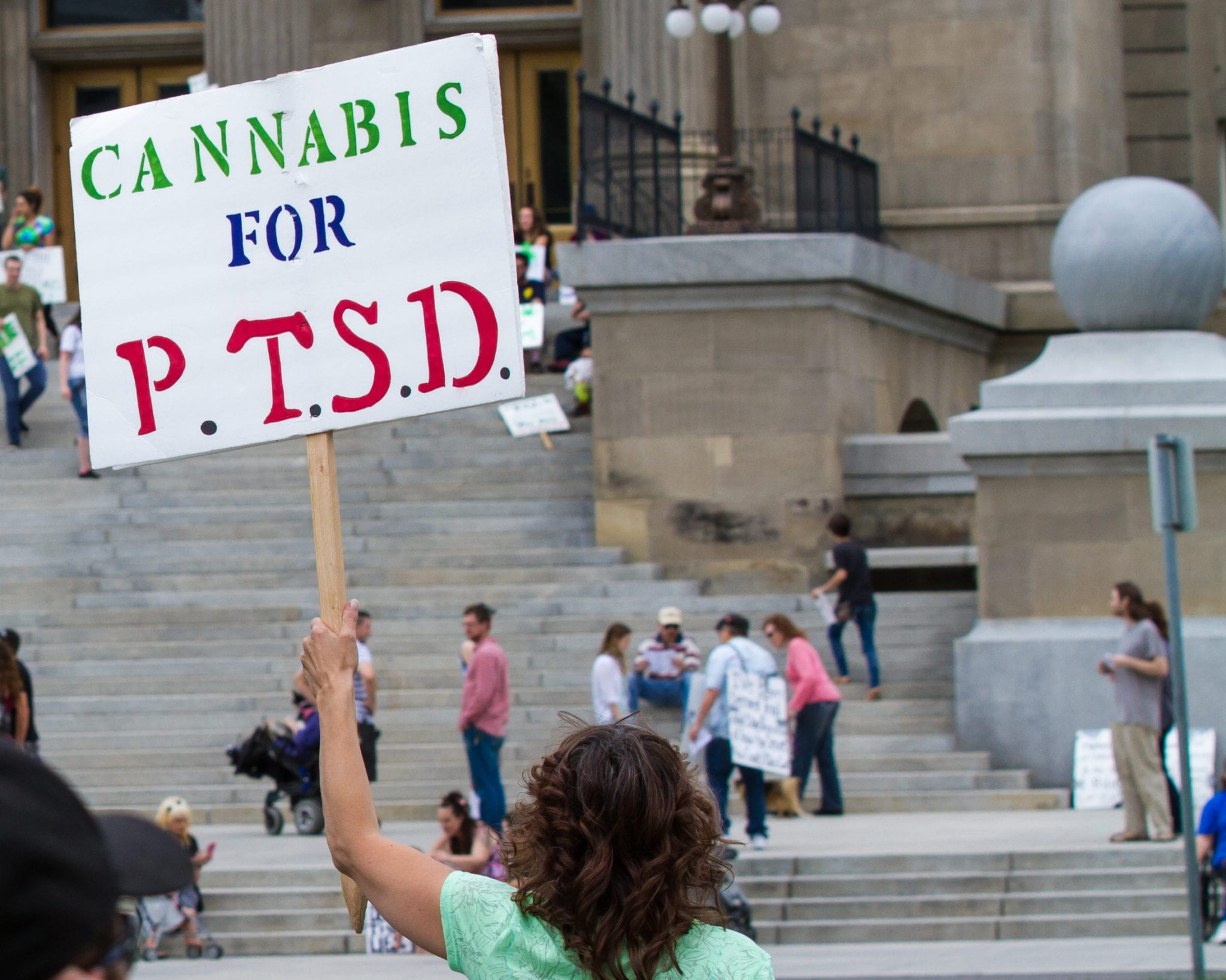Cannabis Could Alleviate Major Depression and Suicidal Thoughts in PTSD Sufferers, Study Shows