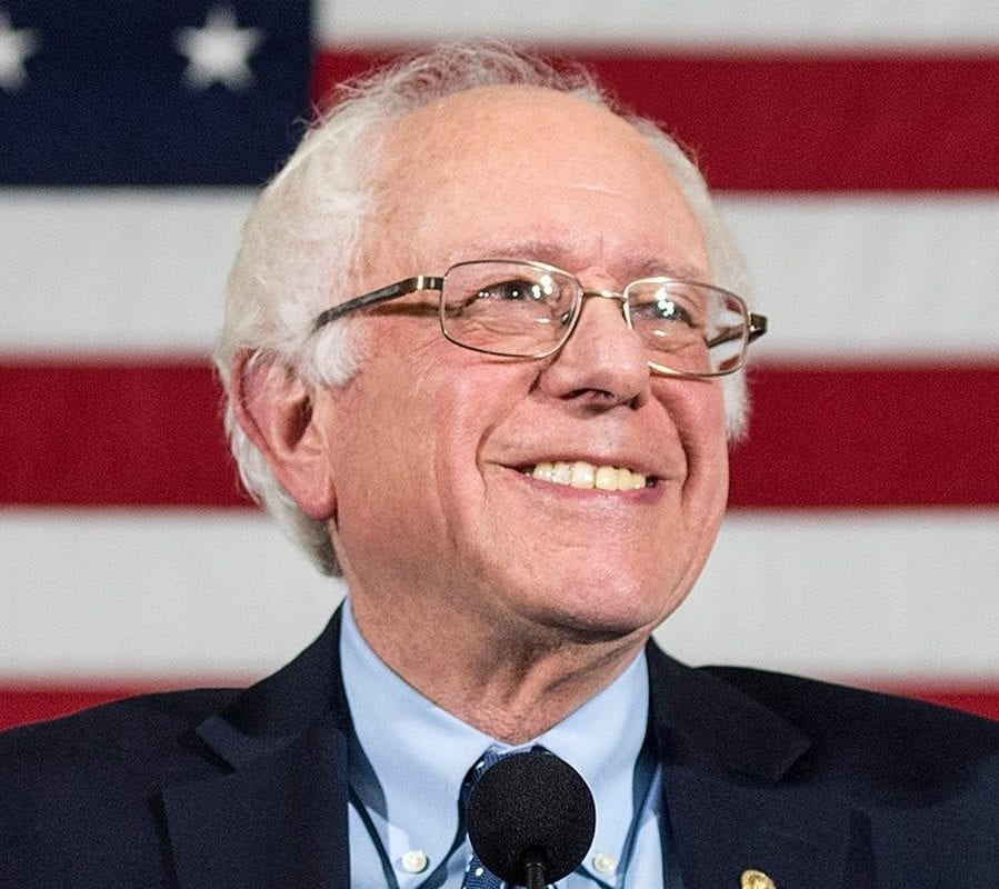 Bernie Sanders Moves to Legalize Medicinal Cannabis for Veterans