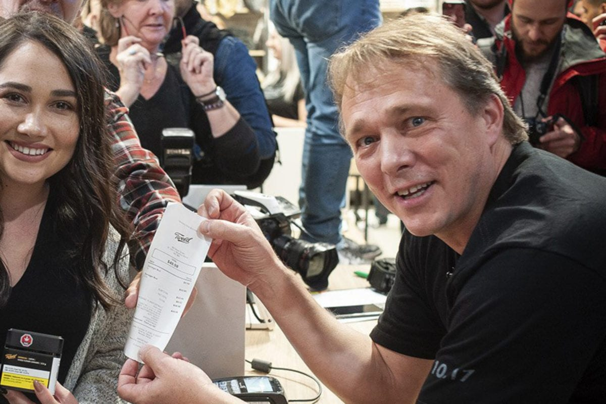 Bruce Linton Joins Vireo as Executive Chairman, Continues Winning Streak After Canopy Breakup