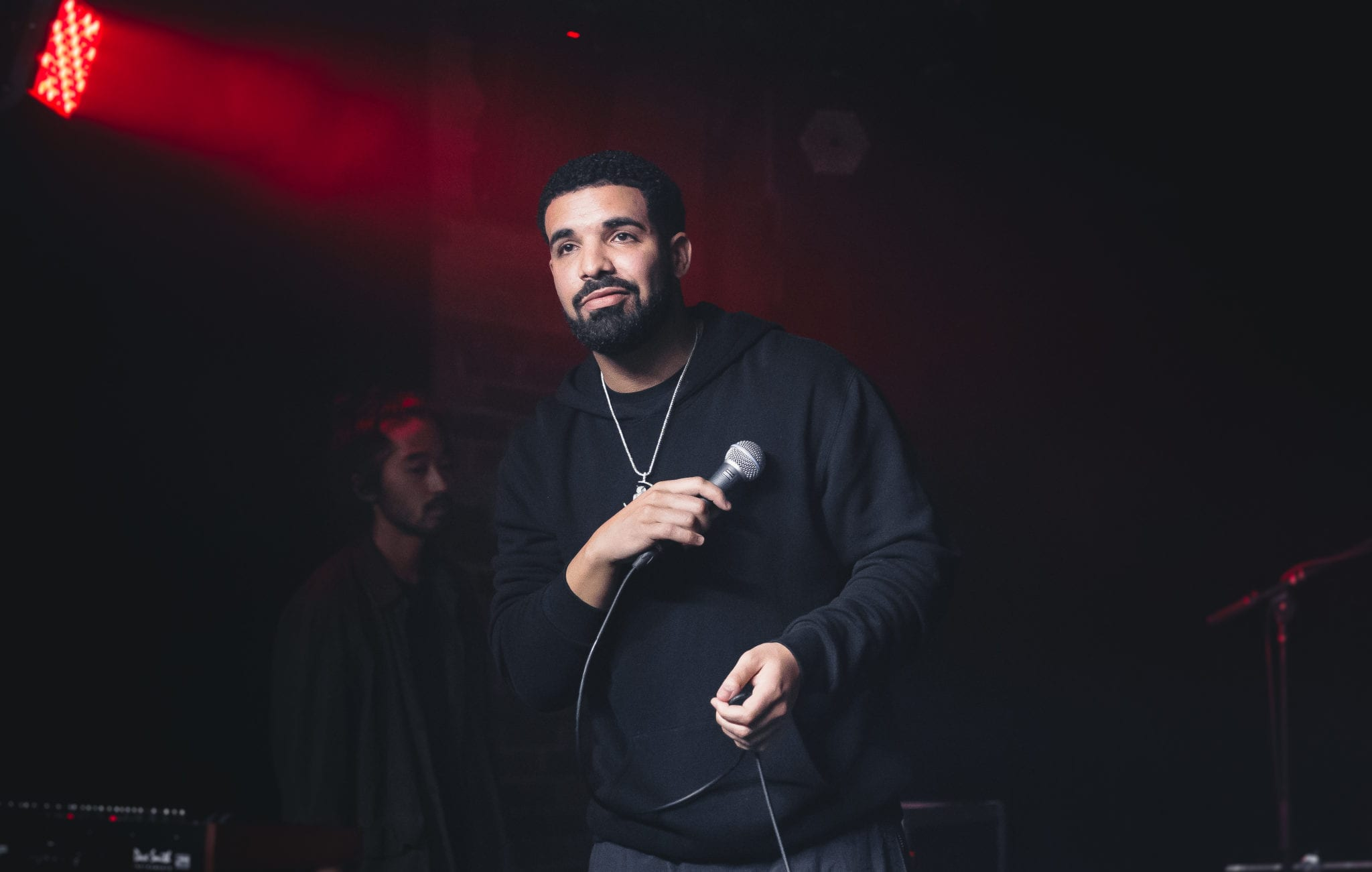More Weed: Drake Joins Canopy's Growing List of Celebrity Stoners
