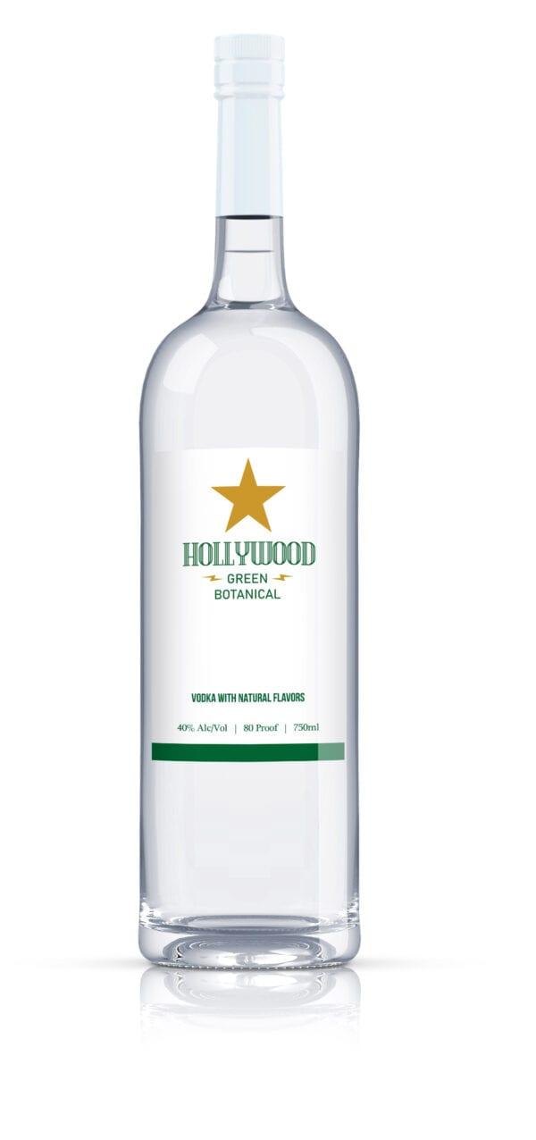 Hemp-Infused Hollywood Green Botanical Vodka Gets Label Approval