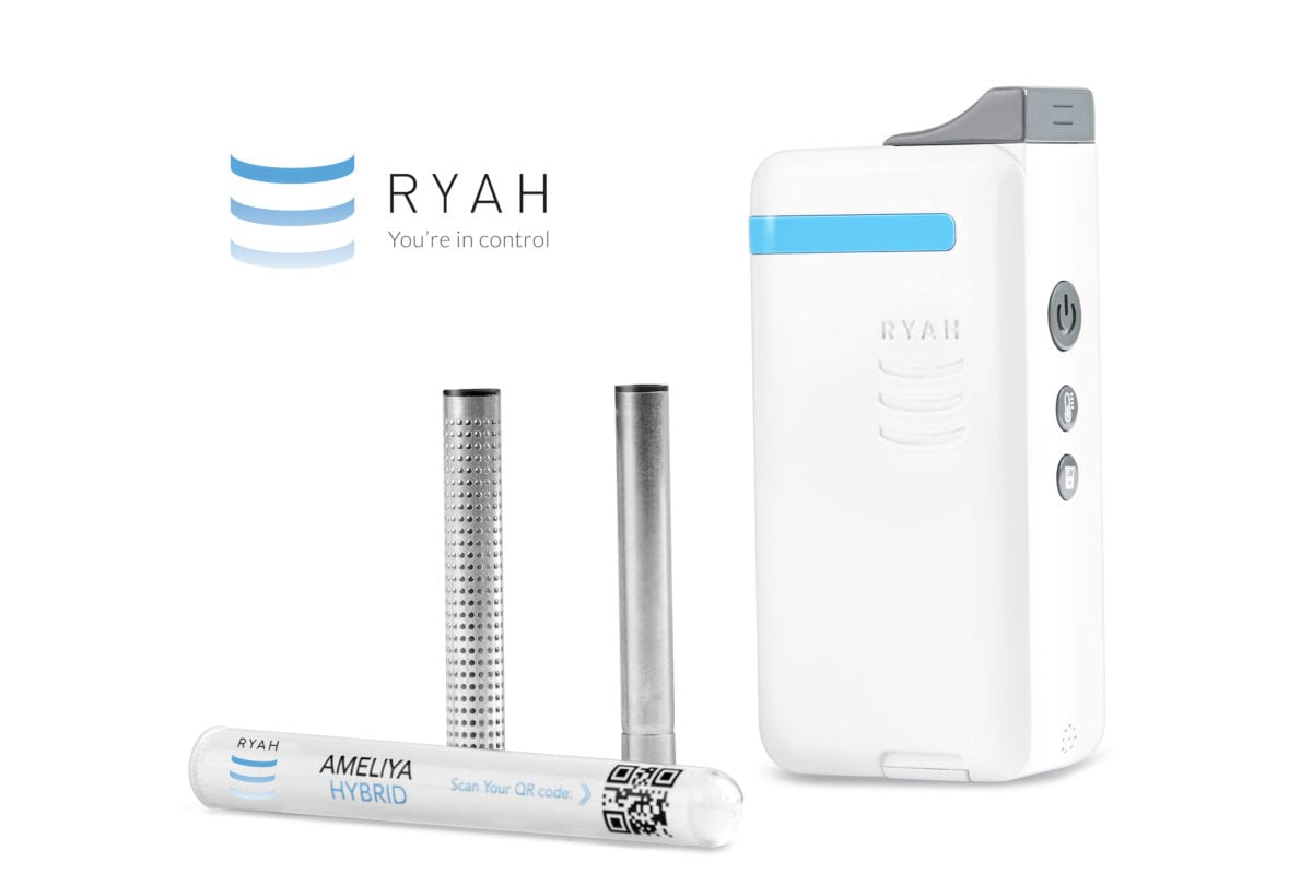 Stat-tracking medical cannabis vaporizer passes key international safety tests