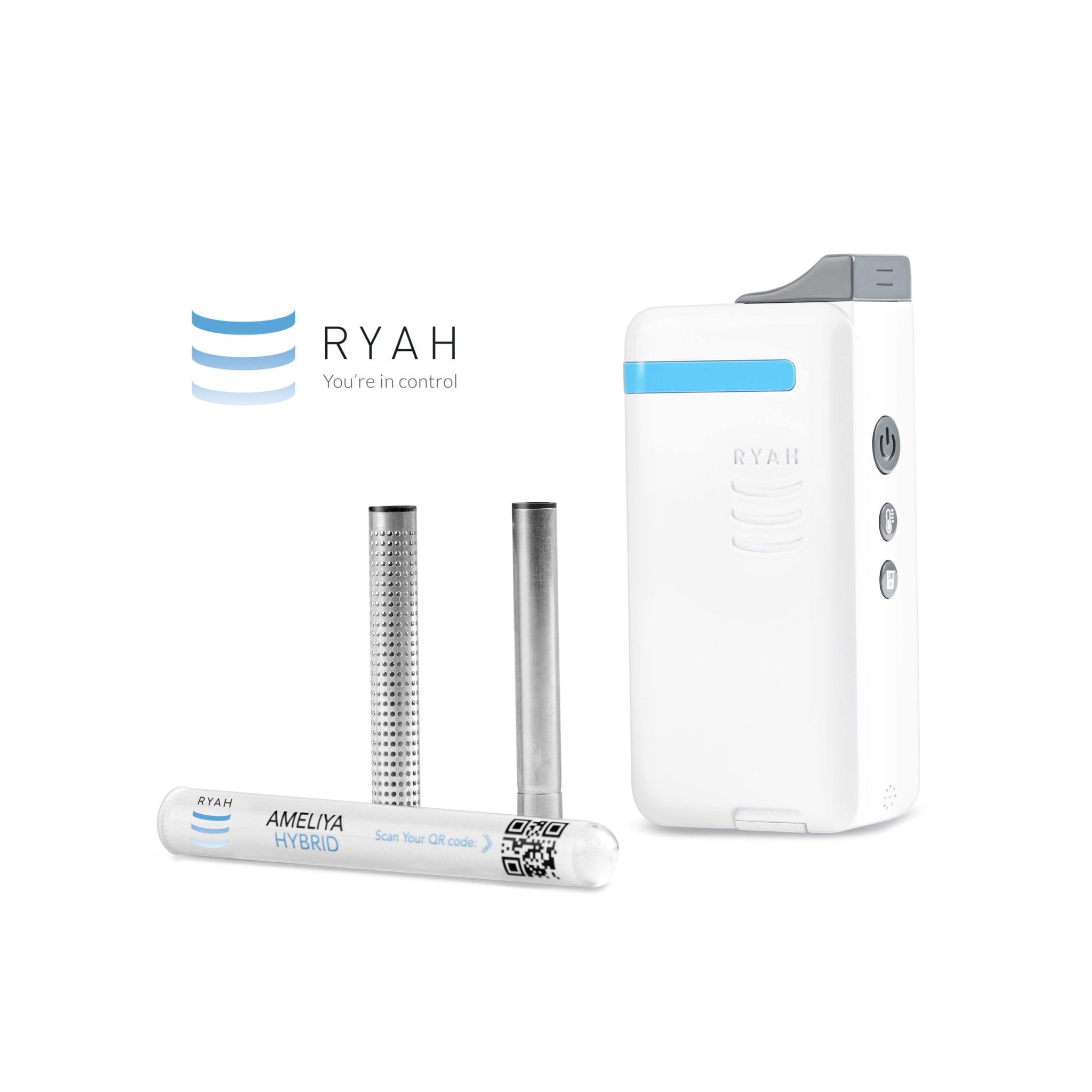 medical cannabis vaporizer RYAH