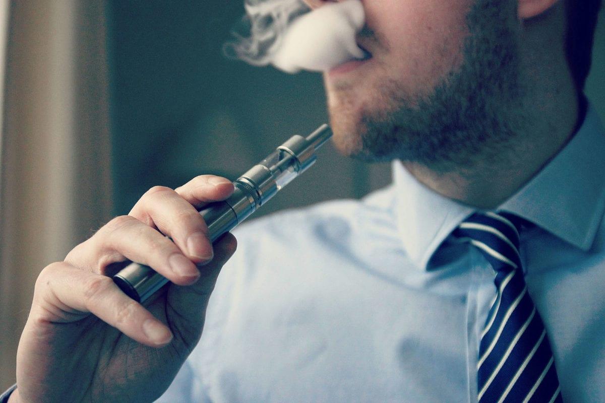 Illicit THC vapes main cause of EVALI lung illness: CDC