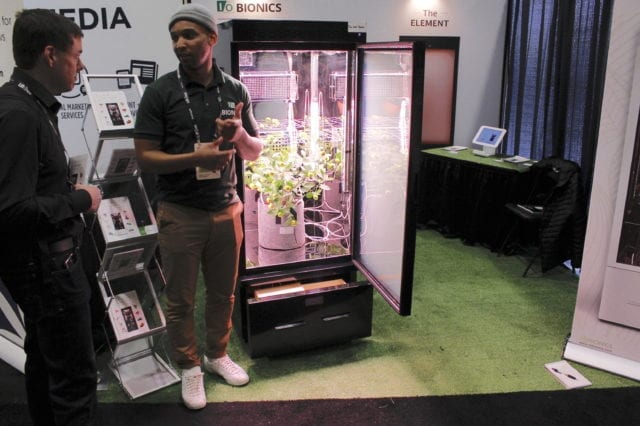 From weed home appliances to canned cannabis: Lift & Co. expo day 2 (photos)