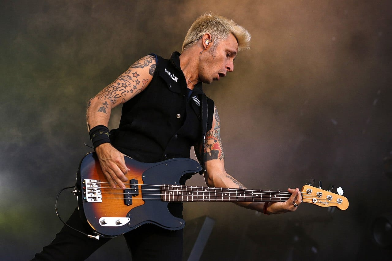 Green Day bassist backs first SEC private stock offering of a US cannabis cultivator