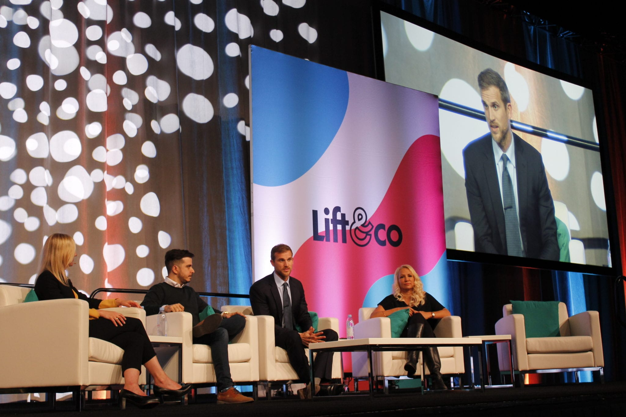 Hang tight, better times are coming: Lift & Co expo day 1