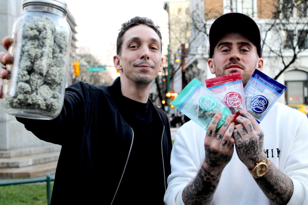 Tasty Buds' founders talk infusing their weedless weed cookies