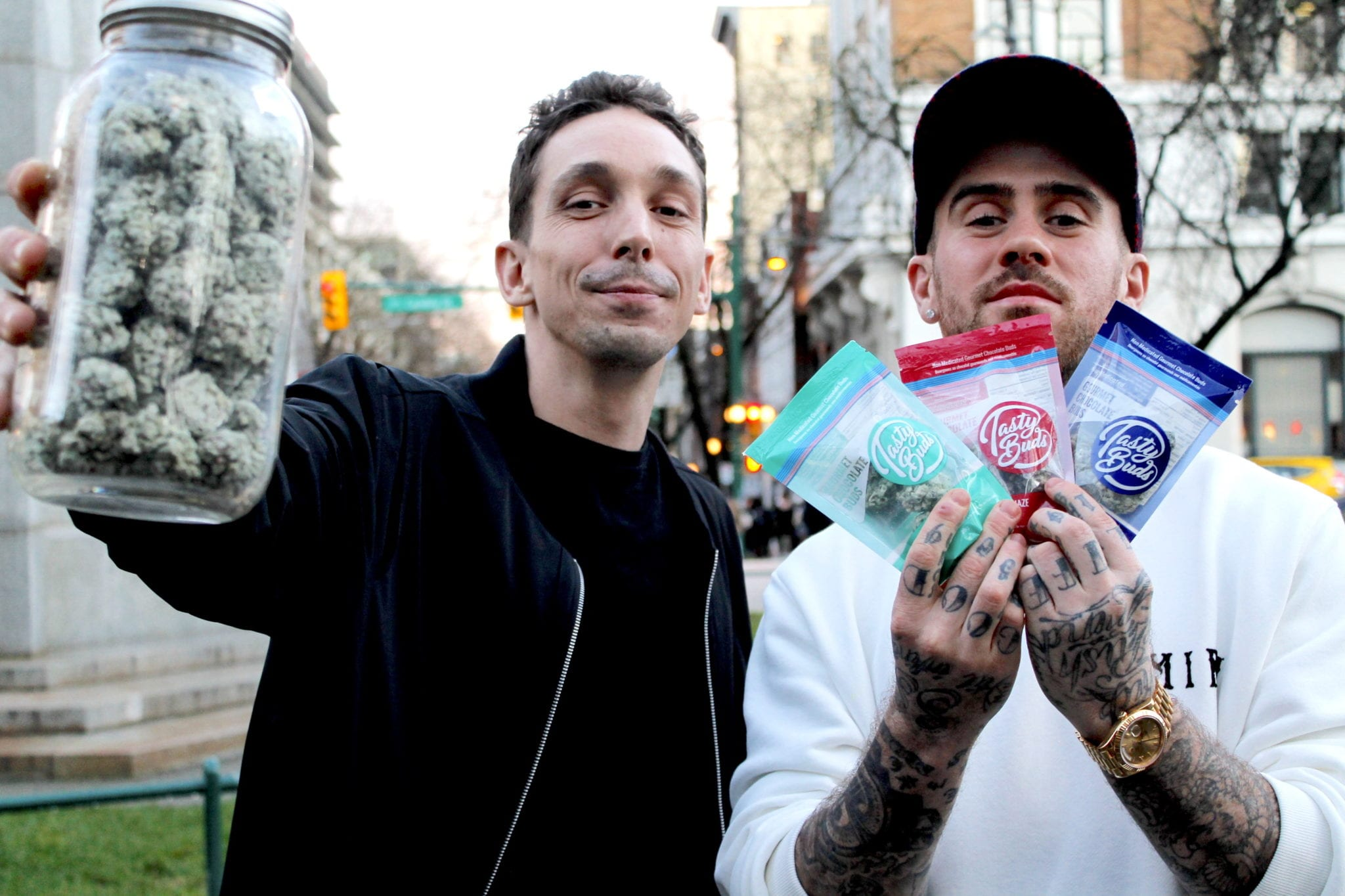 Tasty Buds founders talk infusing their weedless weed cookies