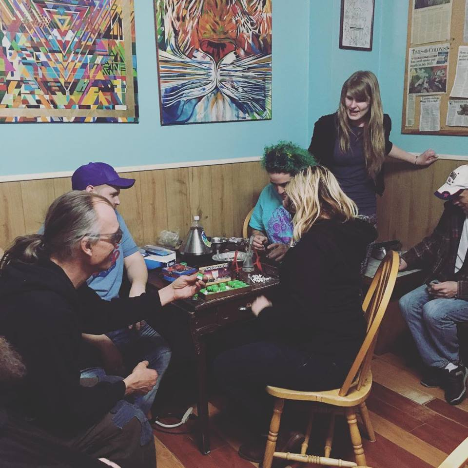 Victoria Cannabis Buyers Club the box safe consumption room