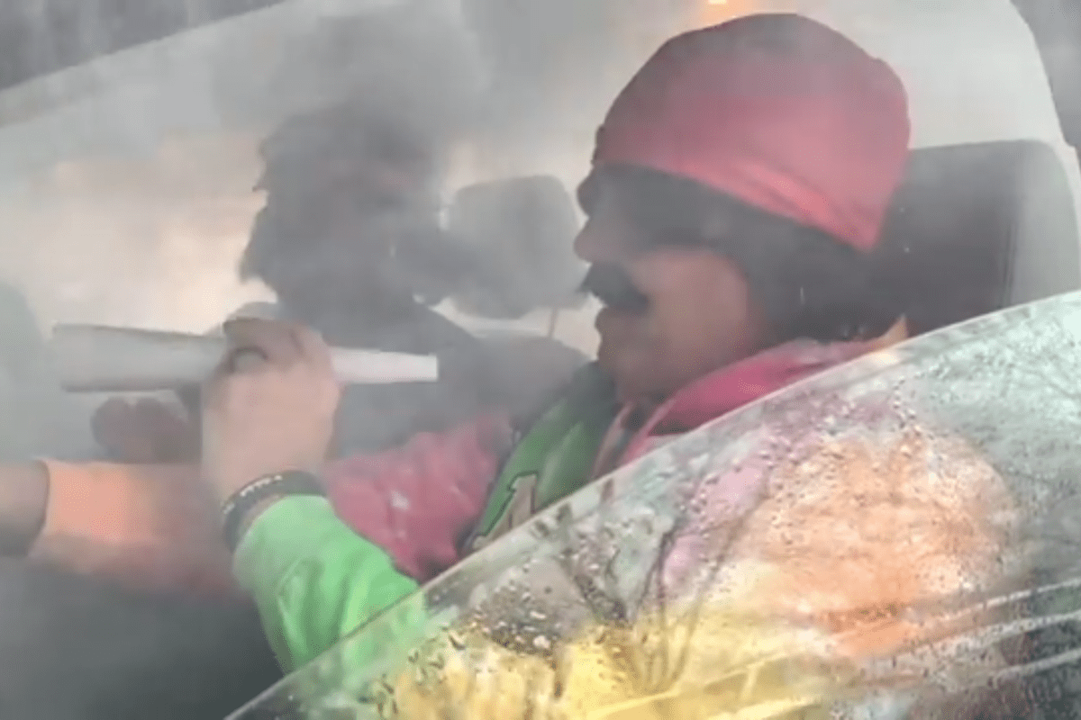 Watch: Viral video of Illinois cops' Cheech and Chong-themed PSA