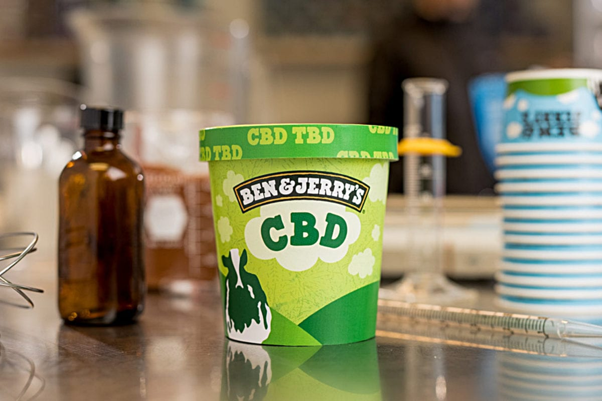 U.S. House introduces bill to allow sale of CBD-infused food and drink