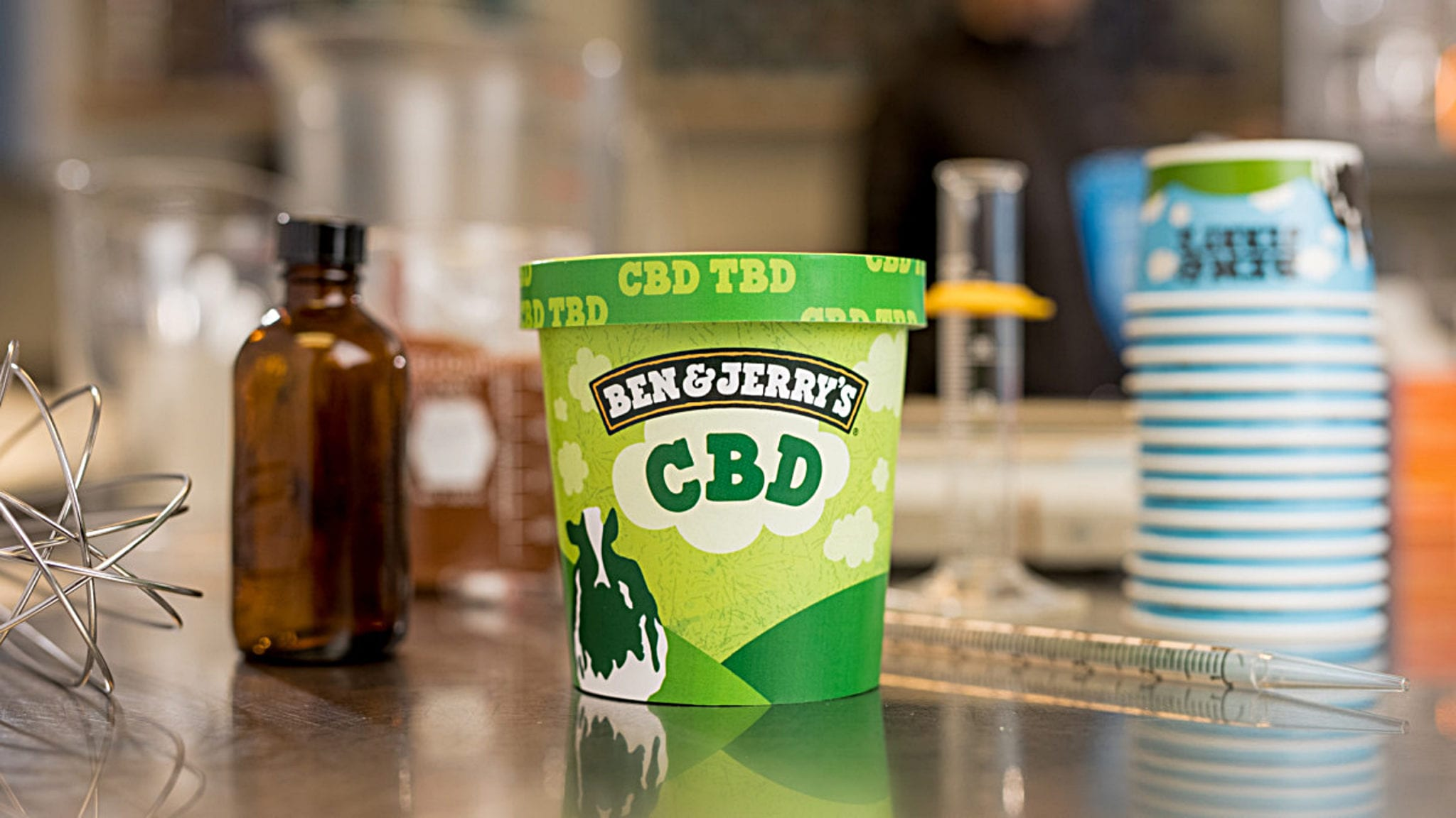 New bipartisan bill would clear way for CBD-infused market