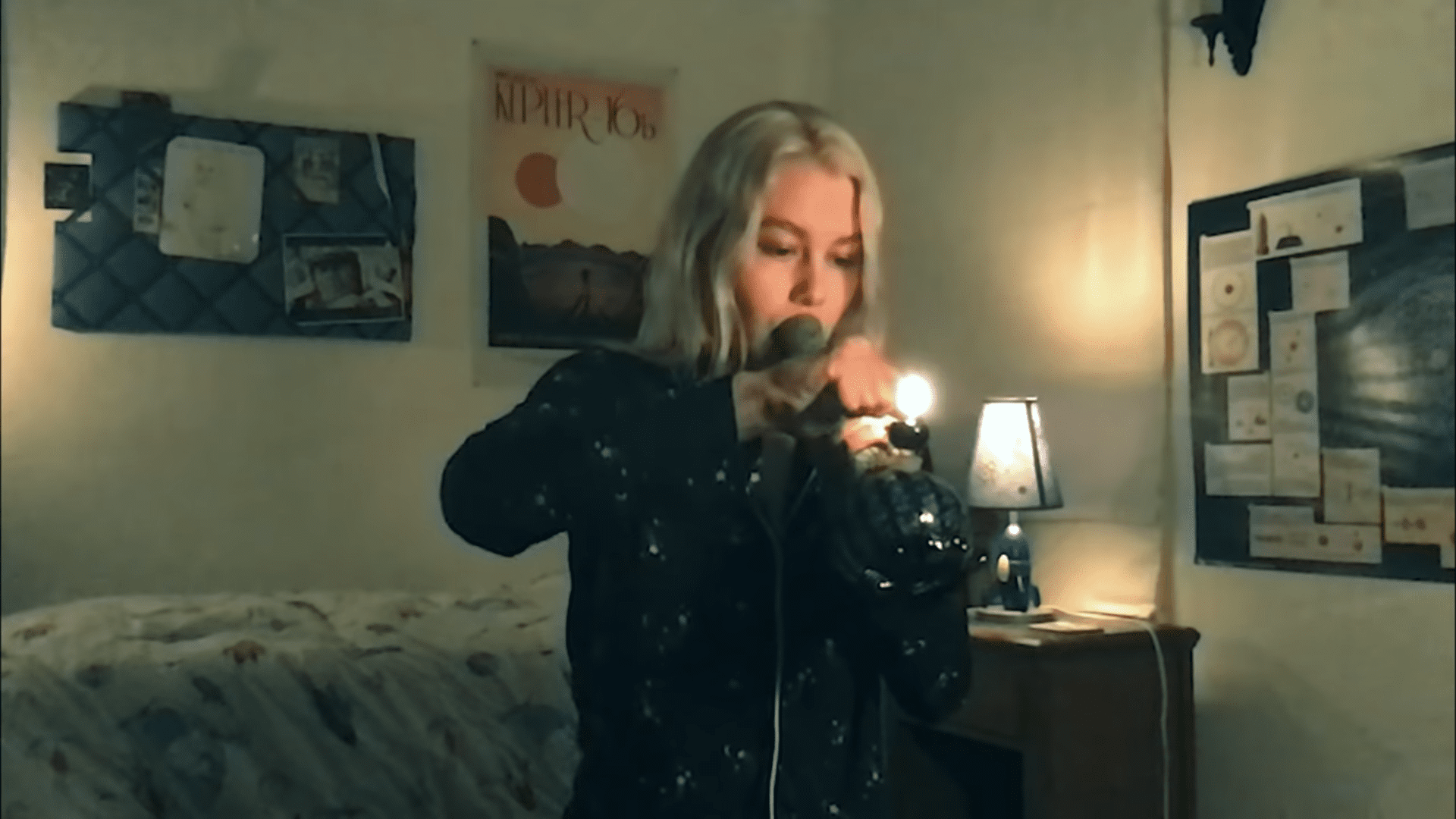 Rip a bong and be afraid with Phoebe Bridgers