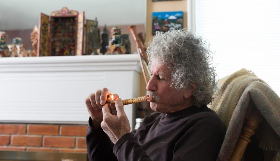 Seniors' rising cannabis use concerns NYU doctors