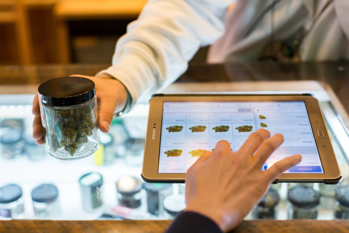 COVID-19 could be a boon for cannabis retail