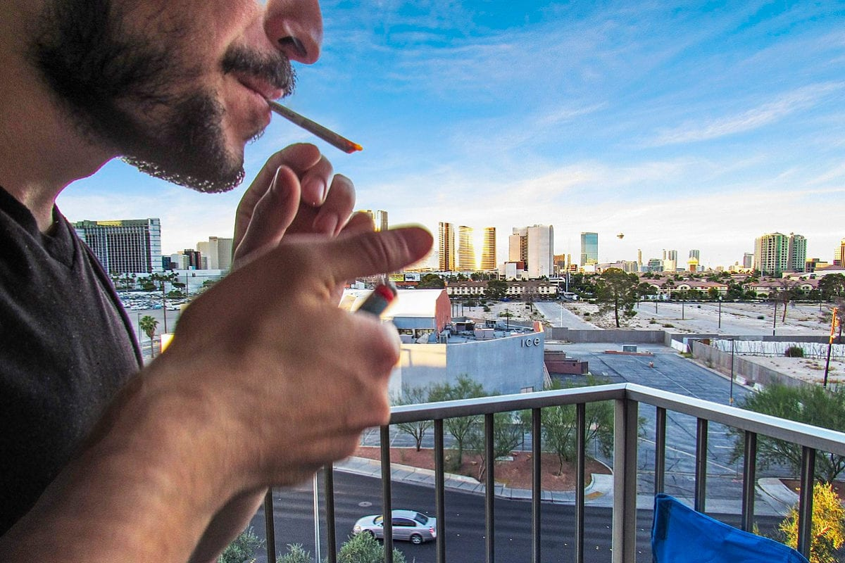Why weed and social distancing go hand-in-hand