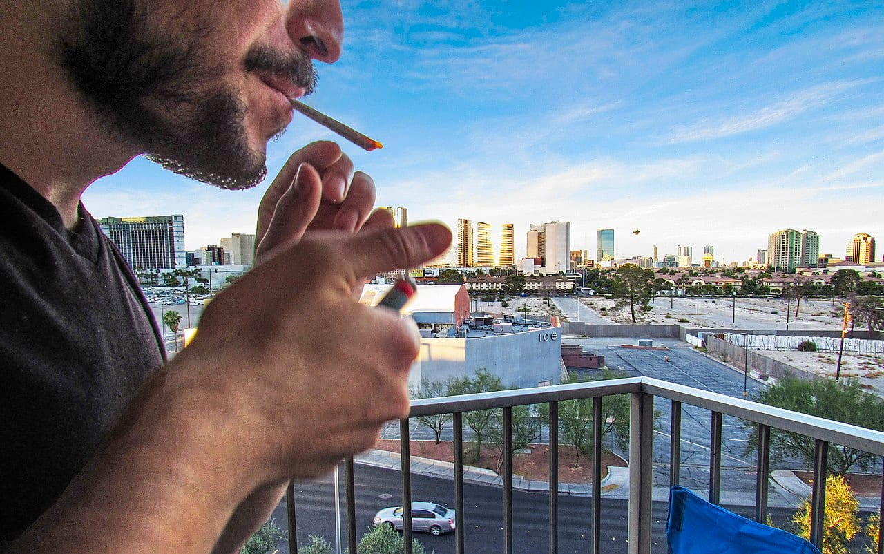 Weed and social distancing go hand-in-hand