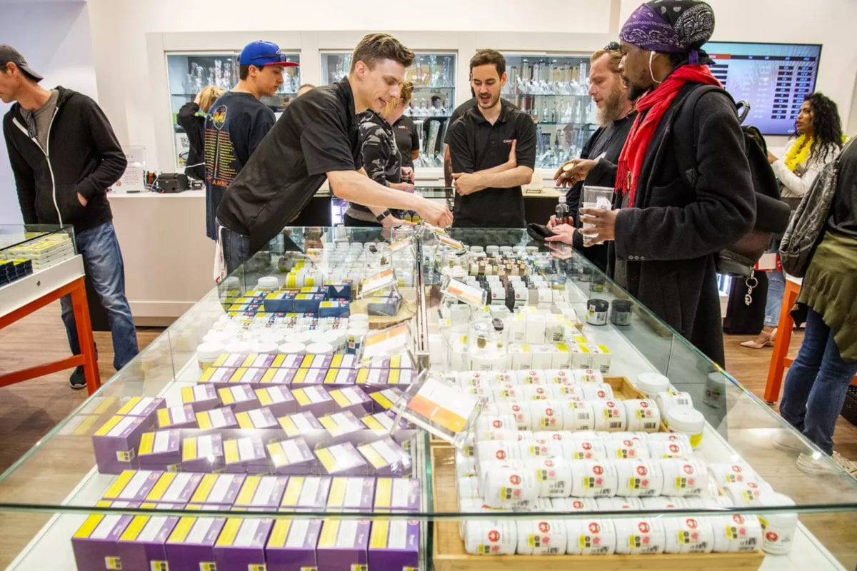 Canadian retailers applaud provinces for calling cannabis 'essential'