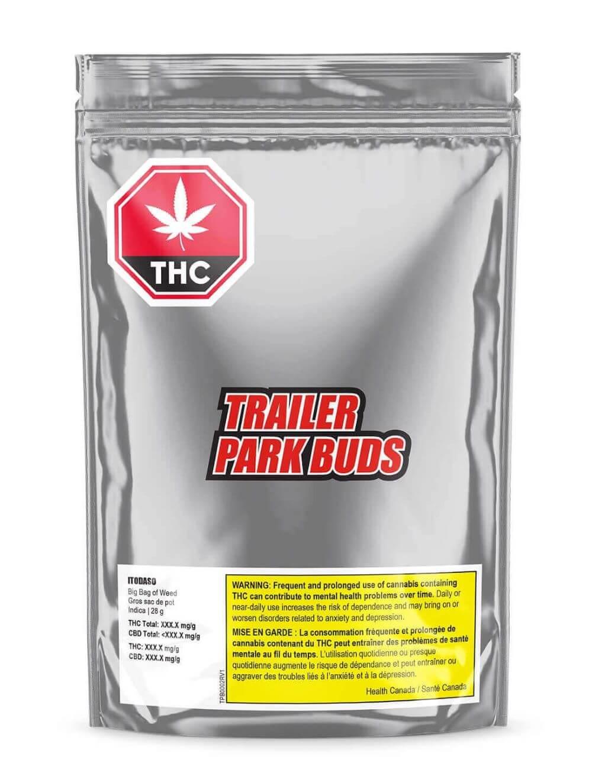 Trailer Park Buds promotional