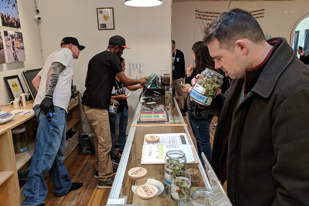 Why including terpene content on weed packaging is common scents